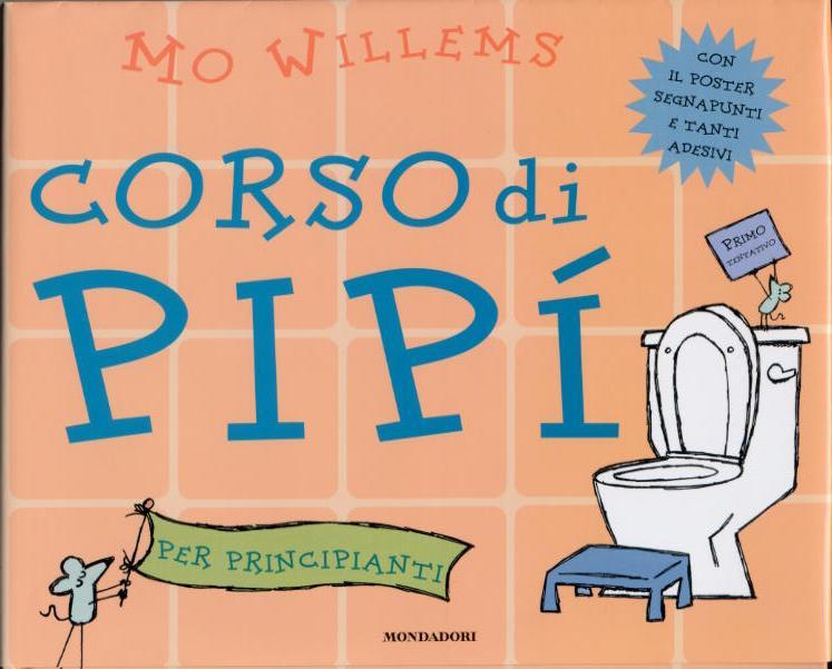 Il sito sui libri per bambini - Cacca nel bagno ...