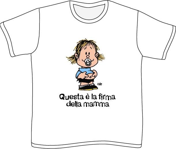 MAGLIA MAMMA