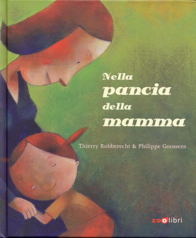 Nella pancia della mamma Book Cover